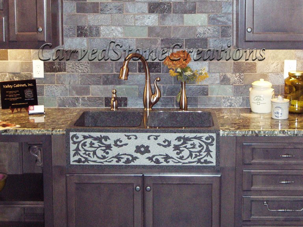 3 Ways To Add Stone To Your Kitchen Carved Stone Creations
