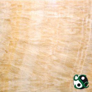18×18 Honey Onyx Polished Tile