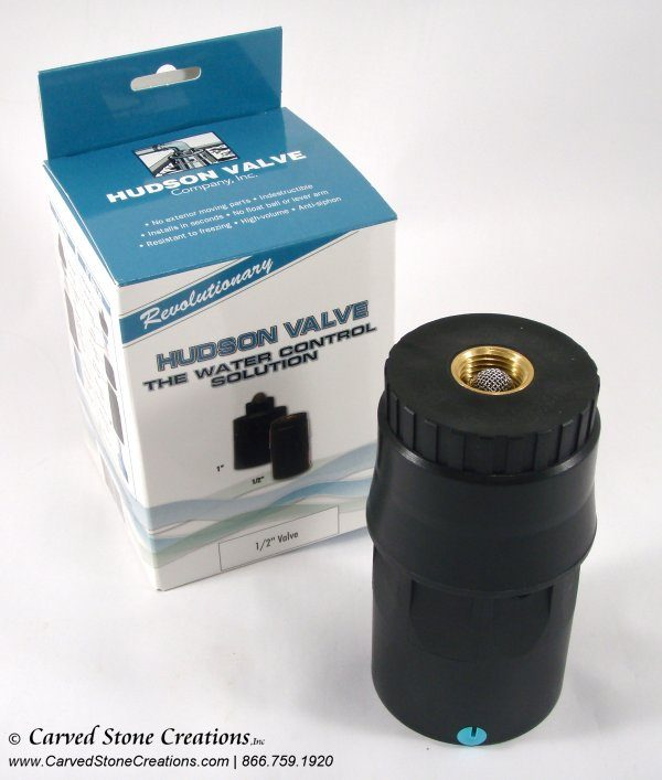 "1/2"" Pipe Mount Hudson Auto-Fill Valve"