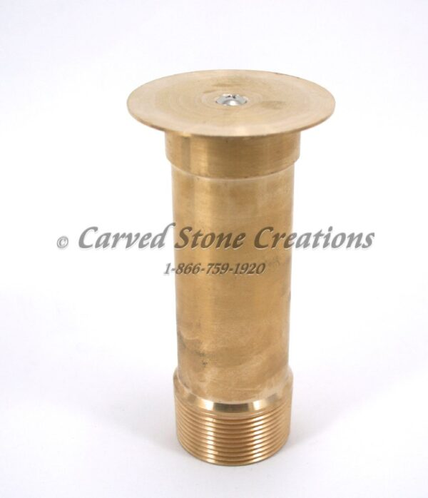 "1 1/2"" Brass Bell Water Film Nozzle"