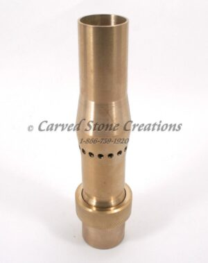 "1"" Brass Multi-Branch Fixed Fountain Nozzle"