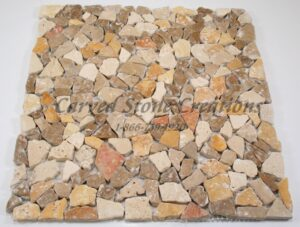 12×12 Tuscany Noce Tumbled Chip