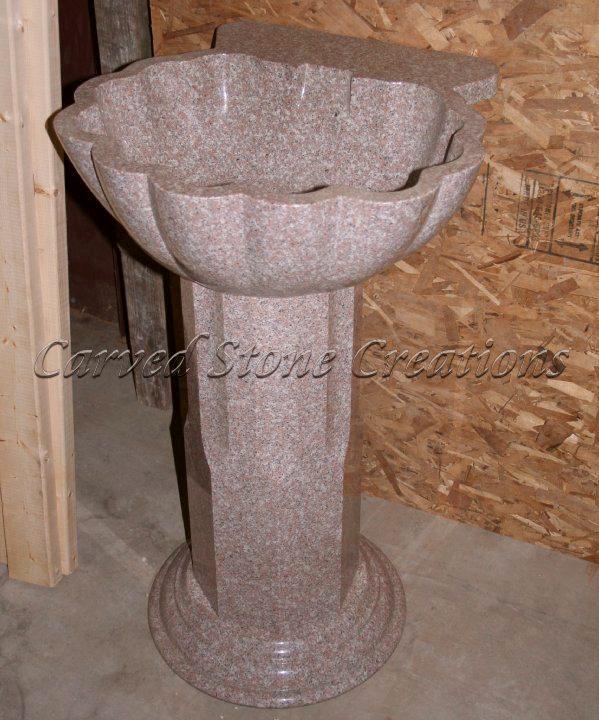 La Concha Sandal Fantasy Pedestal