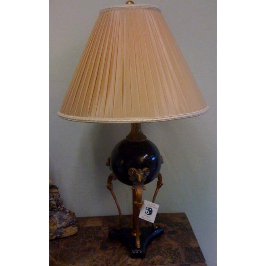Stone Lamp Design