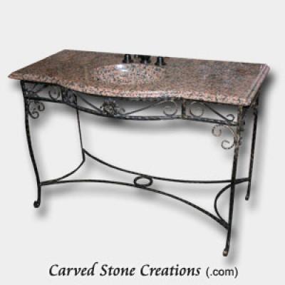 Natural Stone Vanity