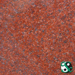 New Imperial Red Granite Sample