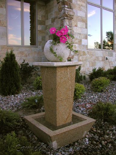 Contemporary fountain