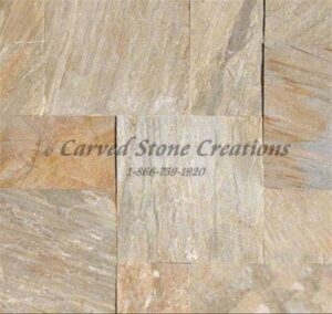 Serengeti Gold Quartzite Paver (Golden White)