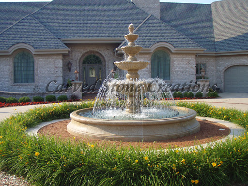 Natural Stone Fountain