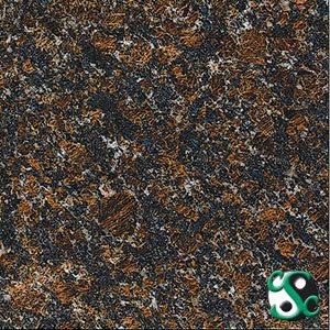 Tan Brown Polished Granite Sample