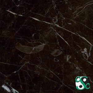 12×12 Trilob Brown Marble Polished Tile