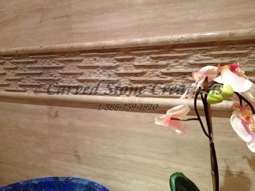 Stone veneer tile