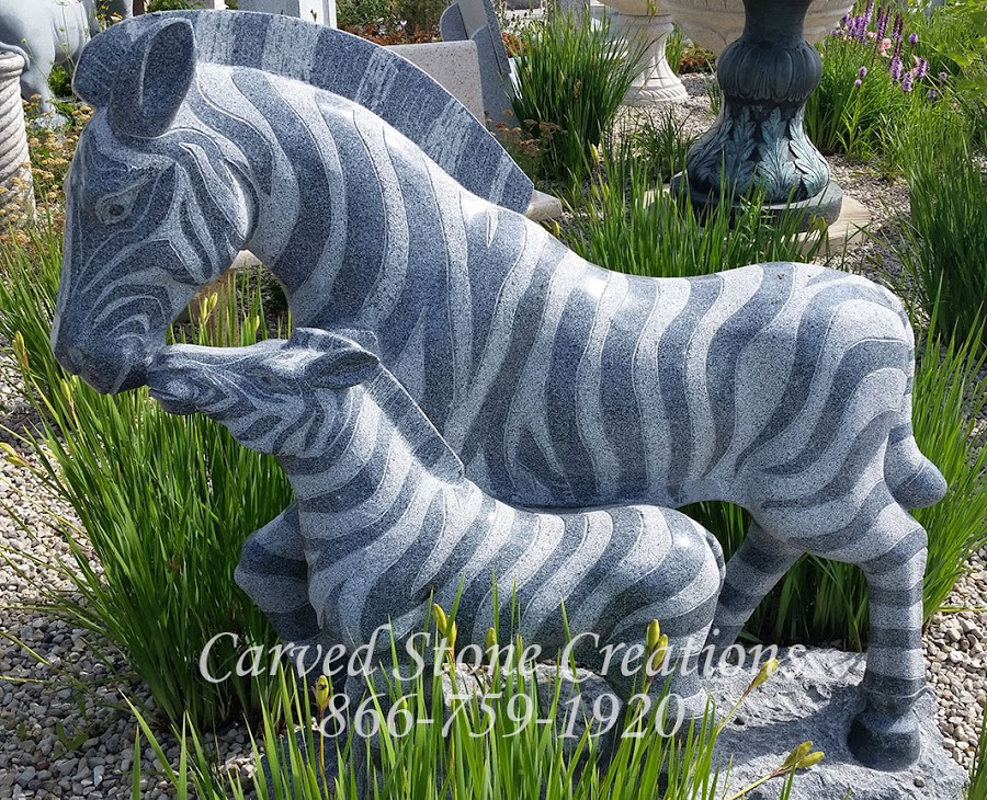 Animal Statuary Design Ideas Carved Stone Creations