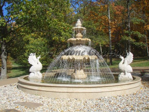 Learn water fountain maintenance