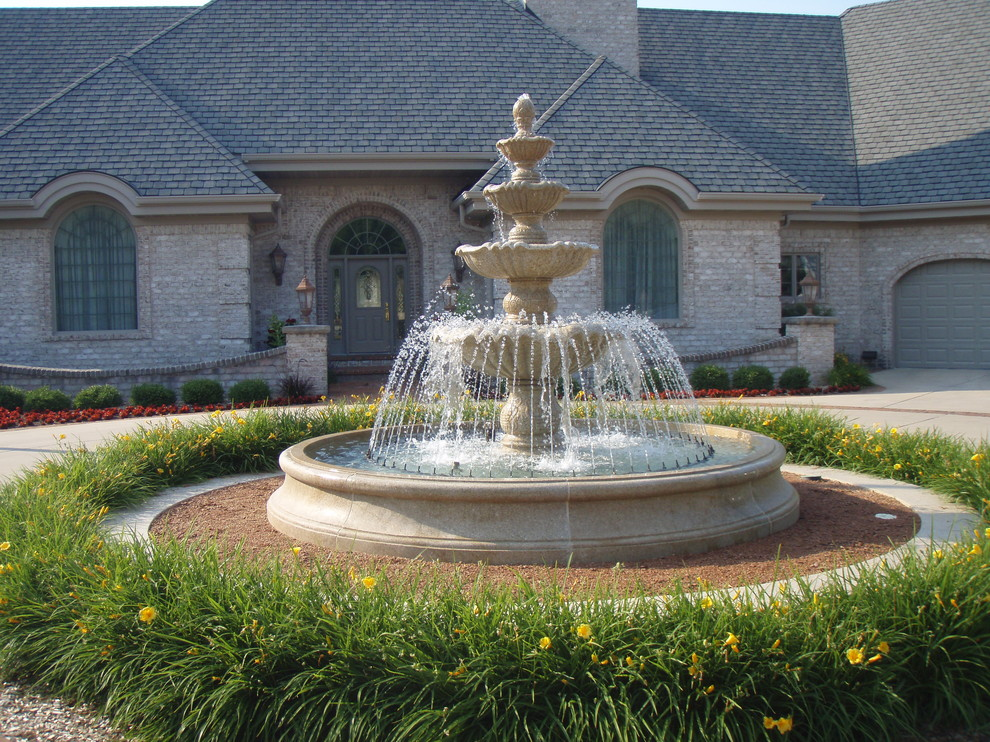 Quality Stone Fountain for outdoor